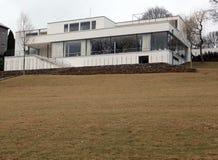 Villa Tugendhat Immagini Stock Libere da Diritti