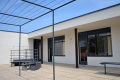 Villa Tugendhat in Brno, Ludwig Mies van der Rohe Stock Photo
