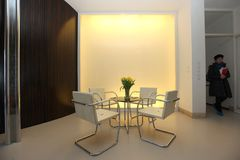 Villa Tugendhat is open Stock Photography