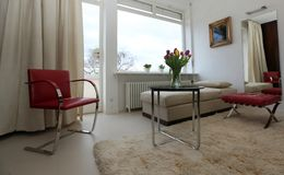Villa Tugendhat is open Royalty Free Stock Photos