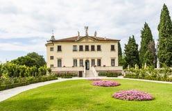 Villa Valmarana ai Nani in  Vicenza Royalty Free Stock Images