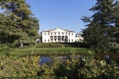 Villa Valmarana Scagnolari Zen by Andrea Palladio Stock Photography