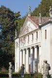 Villa Valmarana Scagnolari Zen by Andrea Palladio Royalty Free Stock Images