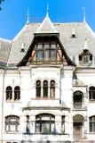 Villa van Riedl Stock Afbeeldingen