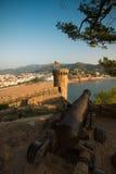 Villa Vella fortress Stock Photo