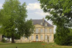 Villa in the Vendee countryside Royalty Free Stock Images
