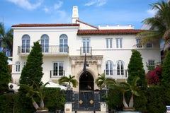 Villa Versace Fotografie Stock Libere da Diritti