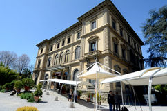 Villa Vittoria in Florence Royalty Free Stock Photo