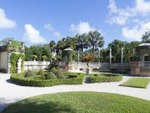 Villa Vizcaya, Miami Stock Photos