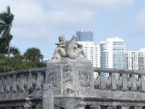 Villa Vizcaya, Miami Royalty Free Stock Images