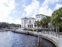 Villa Vizcaya, Miami Royalty Free Stock Photos