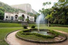 Villa von Lage-Park stockbilder