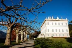 villa włoskiej Fotografia Stock