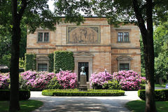 Villa Wahnfried - Bayreuth Royalty Free Stock Photos