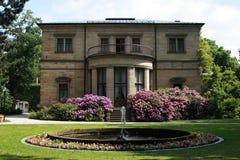 Villa Wahnfried - Bayreuth Royalty Free Stock Images