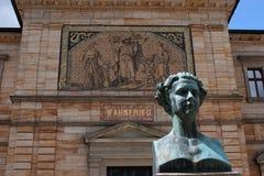 Villa Wahnfried - Bayreuth Stock Image