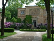 Villa Wahnfried - Bayreuth Royalty Free Stock Photography