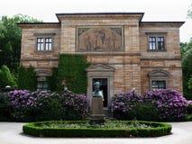 Villa Wahnfried - Bayreuth Royalty Free Stock Photos