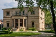 Villa Wahnfried Bayreuth 2016 - Richard Wagner Museum Immagini Stock