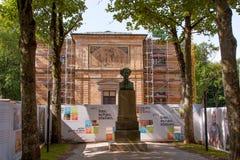 Villa Wahnfried Bayreuth - Richard Wagner Museum Royalty Free Stock Image