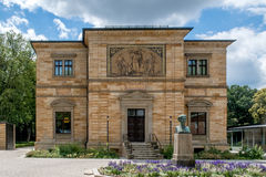 Villa Wahnfried Bayreuth 2016 - Richard Wagner Museum Stock Image