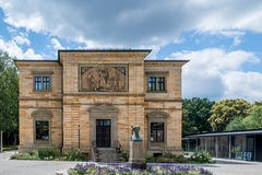 Villa Wahnfried Bayreuth 2016 - Richard Wagner Museum Stock Photos