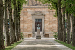 Villa Wahnfried Bayreuth - Richard Wagner Museum Stock Photography