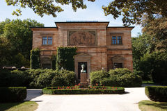 Villa Wahnfried / Richard Wagner - Bayreuth Royalty Free Stock Photos
