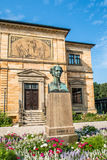 Villa Wahnfried / Richard Wagner - Bayreuth Royalty Free Stock Image