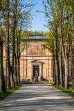 Villa Wahnfried Richard Wagner museum Bayreuth Stock Photo