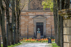 Villa Wahnfried Richard Wagner museum Bayreuth Stock Photography