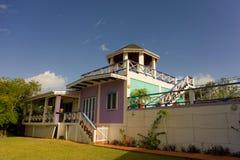 A villa in the windward islands Royalty Free Stock Photos