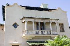 Villa Xanadu Lizenzfreies Stockfoto