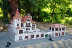 Villa `Xenia` Royalty Free Stock Image