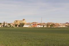 Villacazar de Sirga, Palencia, Santiago road Stock Photography