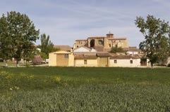 Villacazar de Sirga, Palencia, Santiago road Royalty Free Stock Images