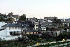 Villafranca del Bierzo Fotografía de archivo