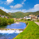 Villafranca del Bierzo by Way of Saint James Leon Royalty Free Stock Image