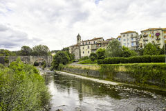 Villafranca Royalty Free Stock Photo