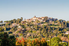 Villag of Mougins Provence Royalty Free Stock Photography