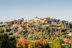 Villag van Mougins de Provence Royalty-vrije Stock Fotografie