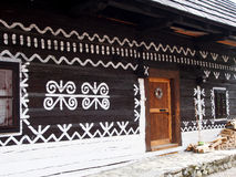 Village, Čičmany Royalty Free Stock Images