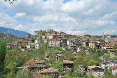 Village. Little village on Safranbolu on Anatolia Stock Photo