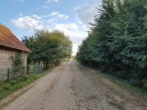 village Photographie stock