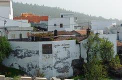 Village Alfarero del Arguayo, Tenerife, Imagen de archivo libre de regalías