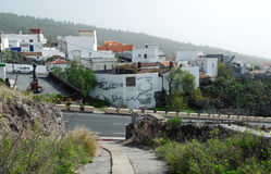 Village Alfarero del Arguayo, Tenerife, stock photos