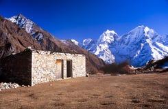Himalayan Village Royalty Free Stock Photography