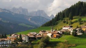 Village alpestre italien no.2 Photos libres de droits