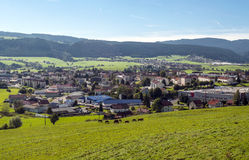 Village of Alsace Royalty Free Stock Images