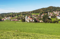 Village of Alsace Royalty Free Stock Photos